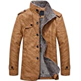 Outerwear for Men Wool, Simayixx Classic Camo