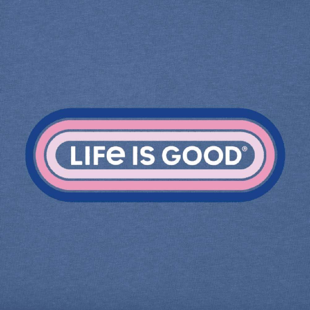 Life is Good Womens Crusher