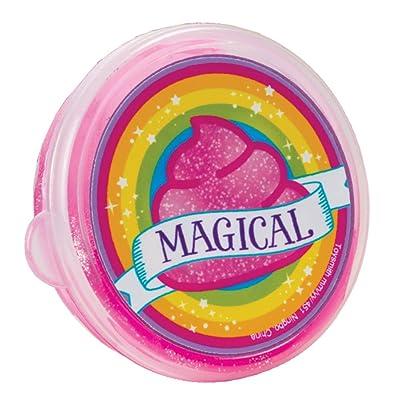 Toysmith 09394 1.23 Oz Pink Unicorn Poop: Toys & Games