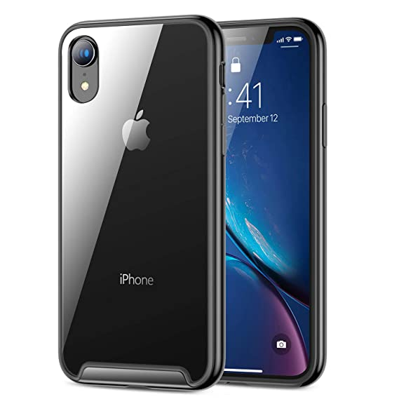 iphone xr see through protective case