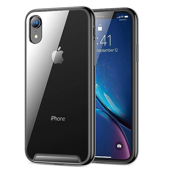 iphone xr transparent protective case
