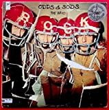 WHO Odds And Sods LP Vinyl VG++ Cover VG 1980 Orig Sleeve MCA 37169