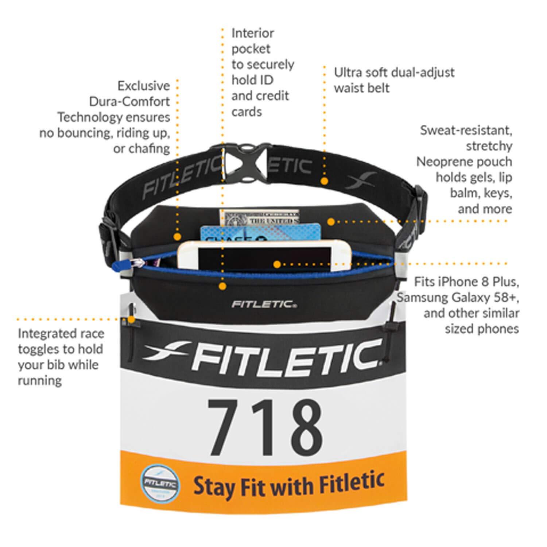 Fitletic Race Belt Neo