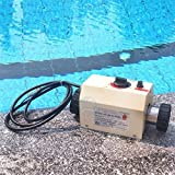 NEWTRY 2KW 220V Electric Water Heater Pump