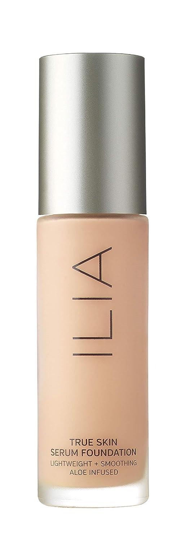 ILIA - Natural True Skin Serum Foundation | Cruelty-Free, Vegan, Clean Beauty (Texel - SF3)