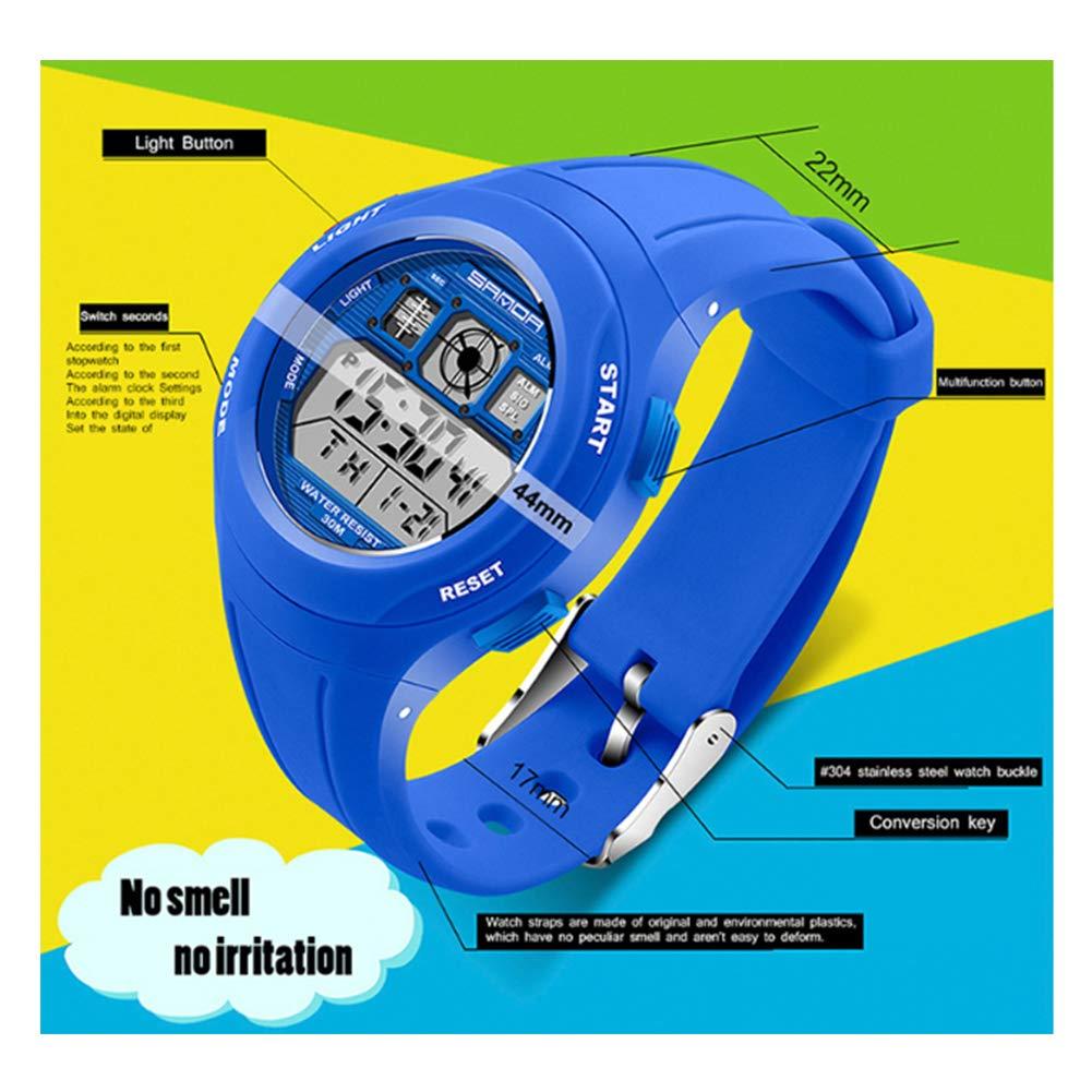 Reloj - guangzhoubeiqijiamaoyiyou - para - 657898: Amazon.es ...