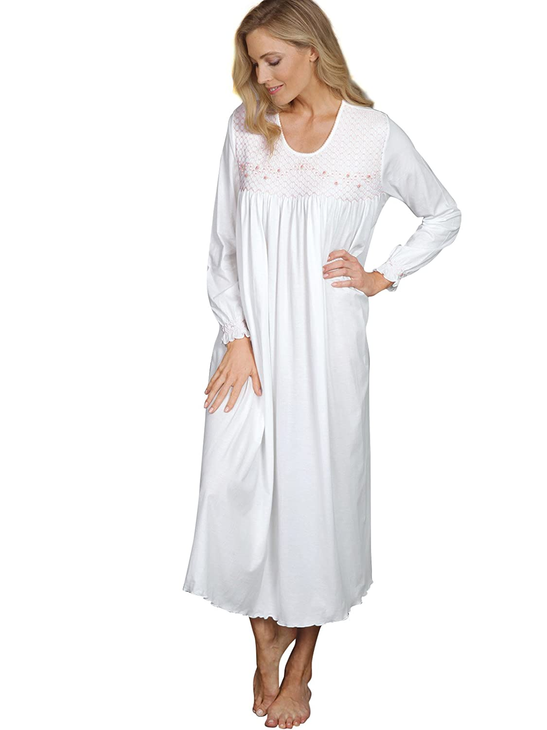 3adceb12ea Schweitzer Linen Jackie Gown at Amazon Women s Clothing store