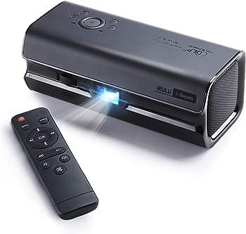 iRULU H6S Bluetooth DLP Home Theater Projector