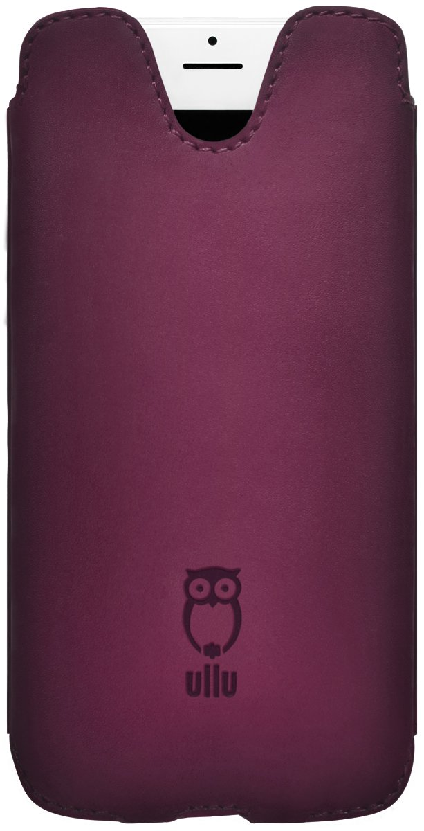 ullu Sleeve for iPhone 8 Plus/ 7 Plus - Indian Pink Pink UDUO7PVT94