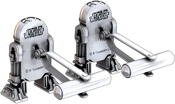 Star Wars Gemelli con personaggio R2D2 prodotto ufficiale Lucas film LTD
