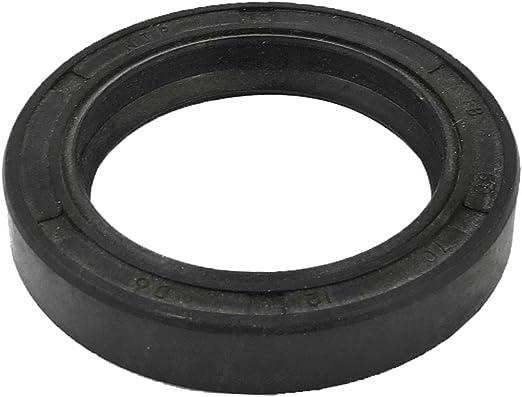 50mm x 70mm x 12mm Rubber Metric Shaft Seal Dual Lip Spring Water Seals