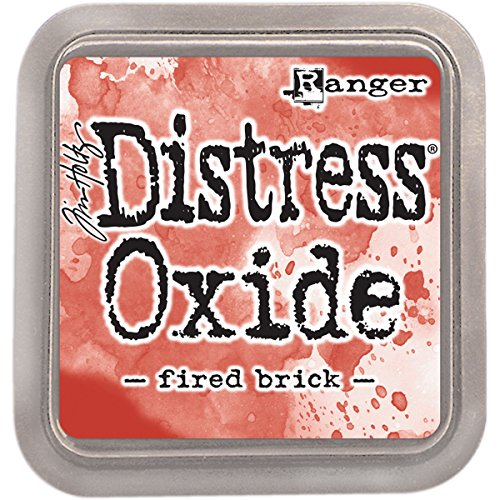Fired Brick - Ranger Ink Pad Oxide Fired Brick THoltz Distress OxideFireBrick