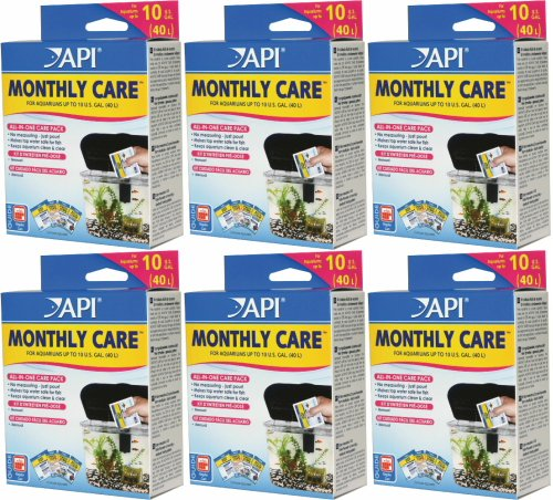 API Monthly Care (6 x 1ct) by API