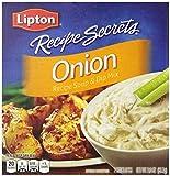 Lipton Recipe Secrets Recipe Soup & Dip Mix, Onion 2 Pack