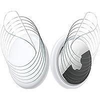 NEWZEROL 6 sets beschermfolie compatibel met AirTag, krasbestendig [zonder luchtbellen] [beide zijden afdekken] maximale…