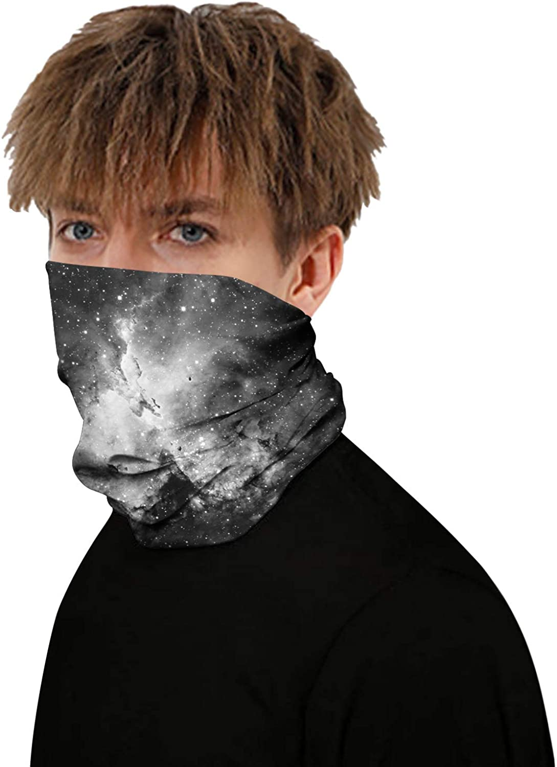 Summer Neck Gaiter Face Scarf//Bandana Face Mask//Balaclava Neck Gaiters Face Scarf//Dust Face Mask//Motorcycle Face Mask Unisex