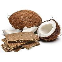 Poppy's Chocolate Coconut and 70% Dark Chocolate Bark 100g - Vegan - Gluten Free - Australian Made - Dairy Free