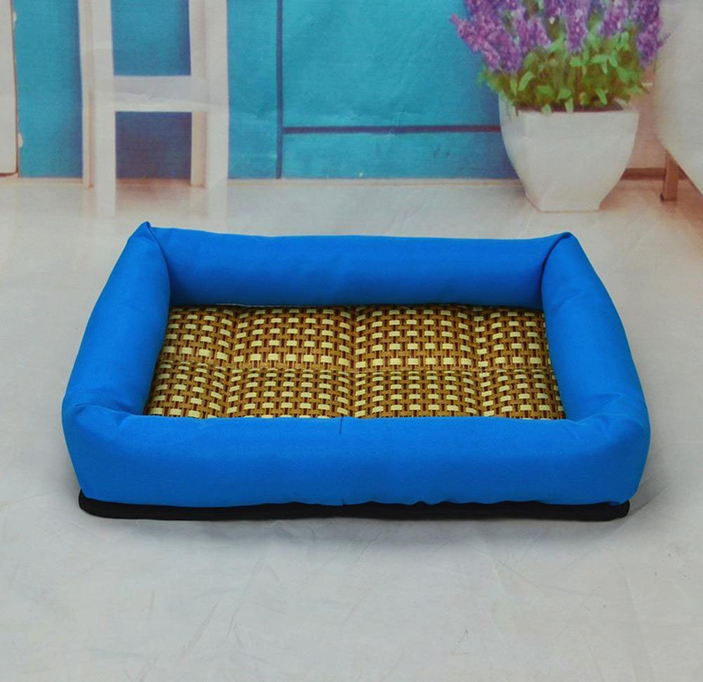 D 60x50x7cm D 60x50x7cm Lozse Pet Beds Pet Nest Dog Mat cushion Comfort Kennel Oxford cloth washable for Dogs and Cats Sleeping Cushion