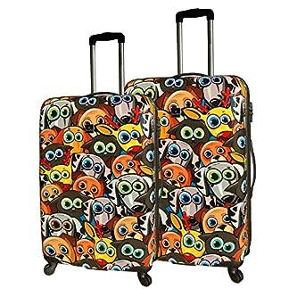 Saxoline Juego de maletas, multicolor (Varios colores) – 3103H0.14.06