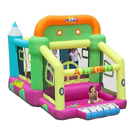 Castillos hinchables Juegos para Niños Y Niñas Parque Inflable ...