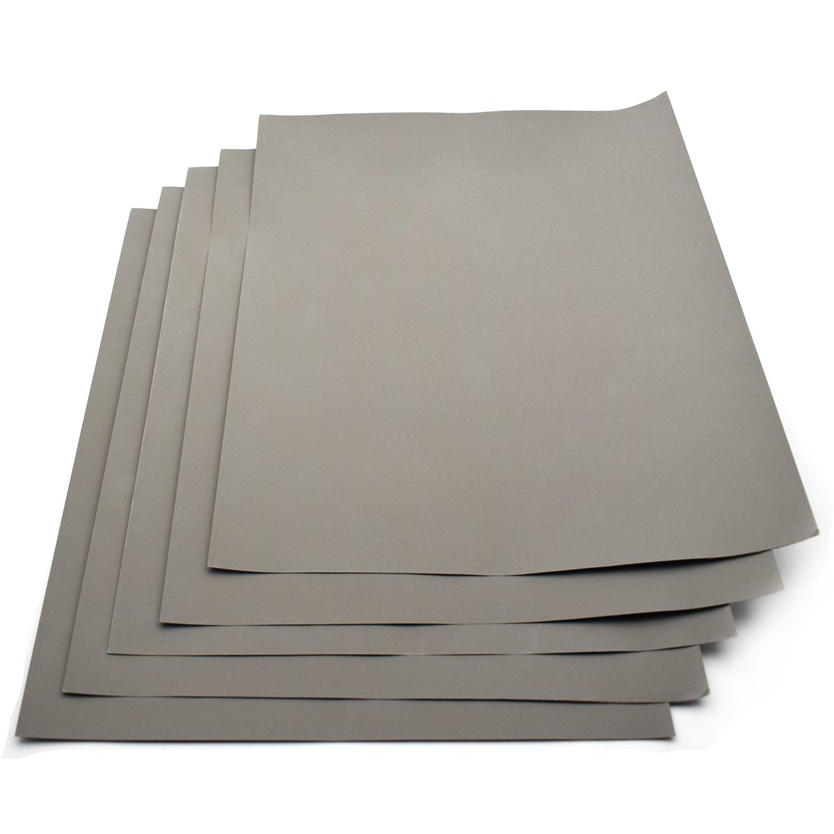 5 Sheets -Grit 7000 Waterproof Paper Wet/Dry Silicon Carbide Full Size 230*280mm Sanding Paper KEEJEA