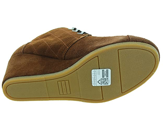 09fa91cd398 Toms Women s Desert Wedge  Toms  Amazon.ca  Shoes   Handbags