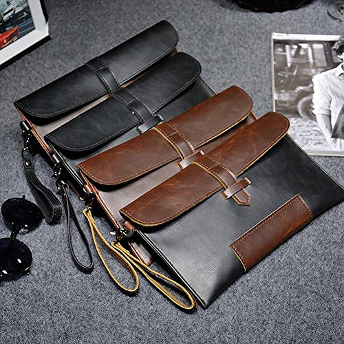 Wallet Carrier Nabao Leather And Pouch Organizer travel Handbag 1 Men For Work Small zzx4H6Iq
