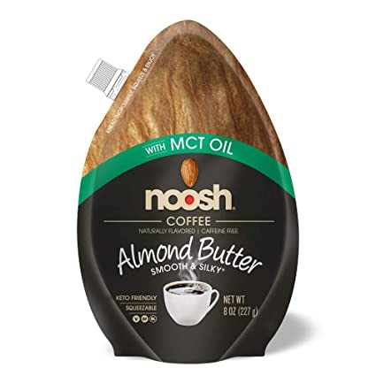 NOOSH Keto Birthday Cake Almond Butter MCT Oil Ketogenic Diet Snacks