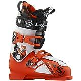 SALOMON(サロモン) スキー ブーツ GHOST (ゴースト) FS 100 L37816500 オレンジ/ホワイト