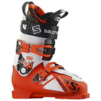 Ski Orangewhite Ghost Salomon Orange 100 Blanc Fs De Chaussures wUqx86qE