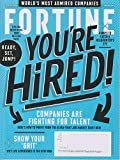 img - for Fortune February 2018 You're Hired - 4 Ways to Catch a Headhunter's Eye book / textbook / text book
