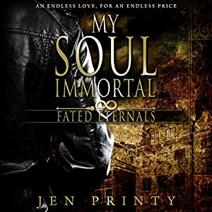 My Soul Immortal Audiobook