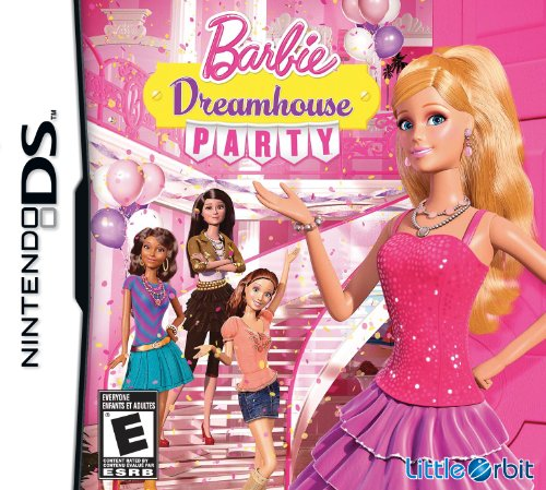 Barbie Dreamhouse Party- Nintendo DS by Little Orbit