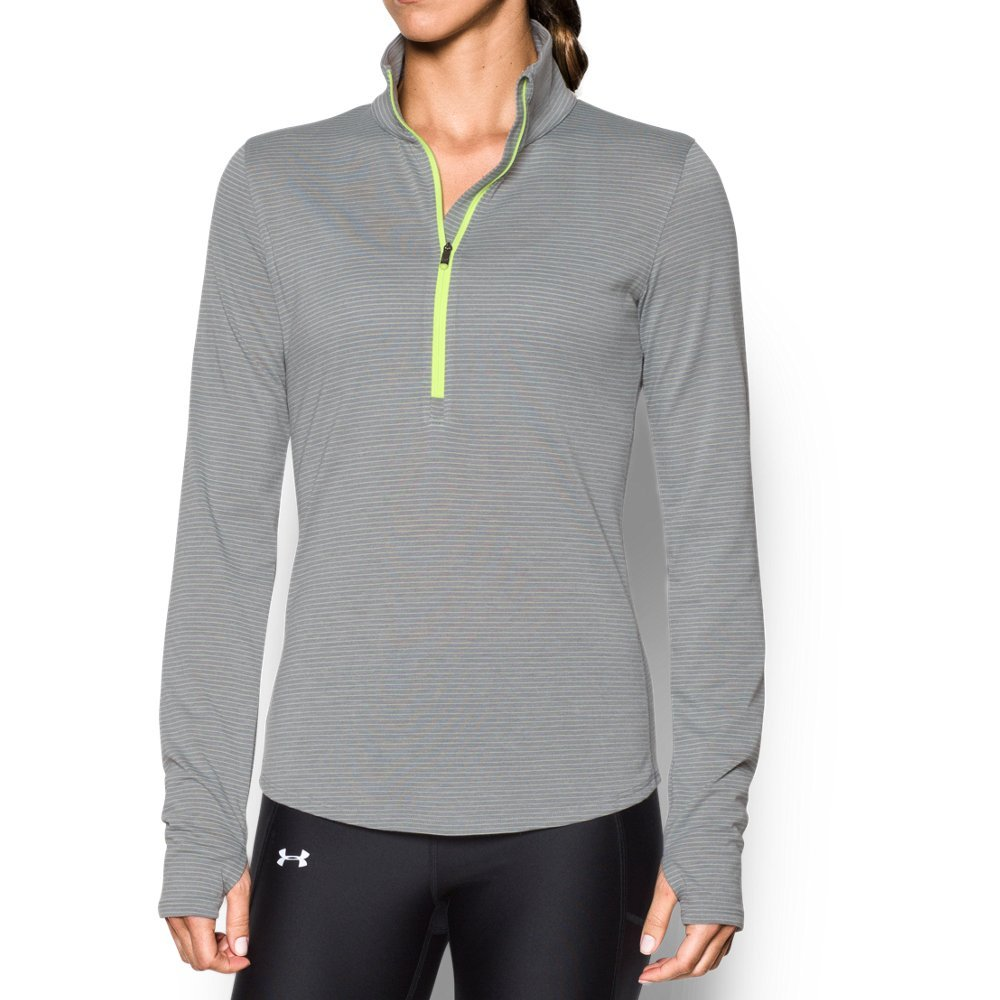 b0230998ec9 Amazon.com  Under Armour Women s Streaker 1 2 Zip  Sports   Outdoors