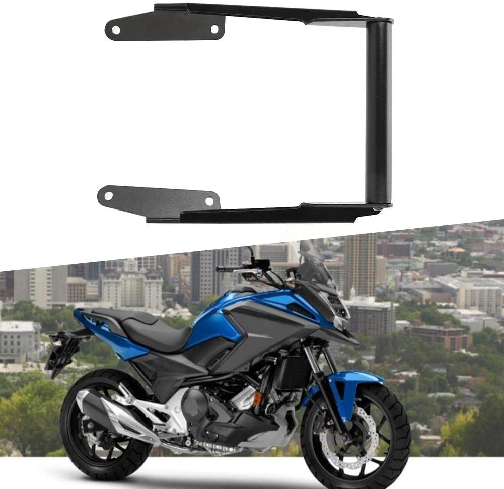 Fictory Soporte para tel/éfono-Soporte para navegador GPS para Motocicleta Ajuste para tel/éfono m/óvil