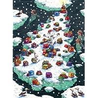 Lars Arctic Christmas Advent Calendar