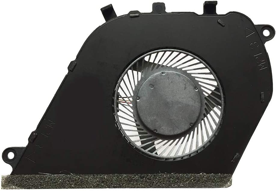 New Laptop CPU Cooling Fan for DELL Inspiron 7570 7573 7580, CN-0Y64H5 4-pin