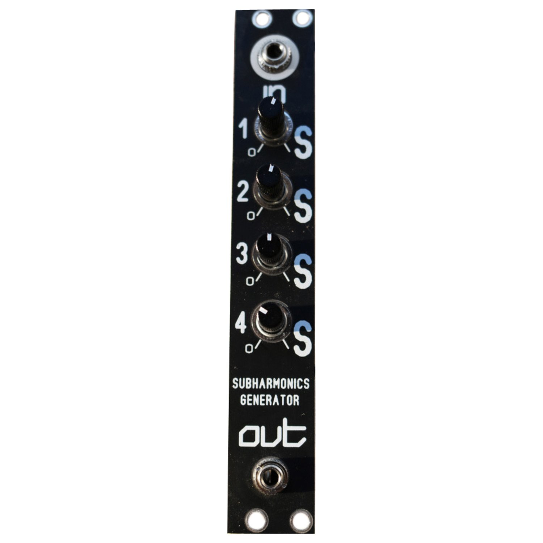Blue Lantern 4hp Sub Harmonics Generator Eurorack Module