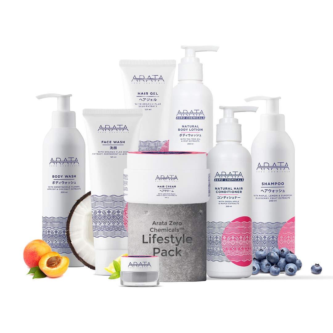 Arata Zero Chemicals Whole Bundle