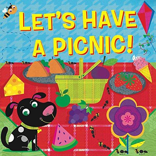 Pique Ice Cream - Let's Have a Picnic! (Fluorescent Pop!)