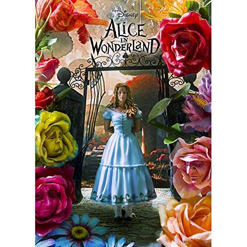 Disney Alice's Adventures in Wonderland 3D Lenticular Greeting Card