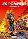 Les Pompiers, tome 14 : Flammes and Co par Stédo
