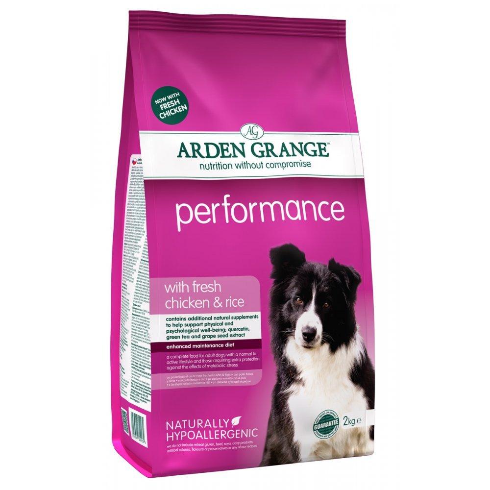 Arden Grange Dog Adult Performance 12kg