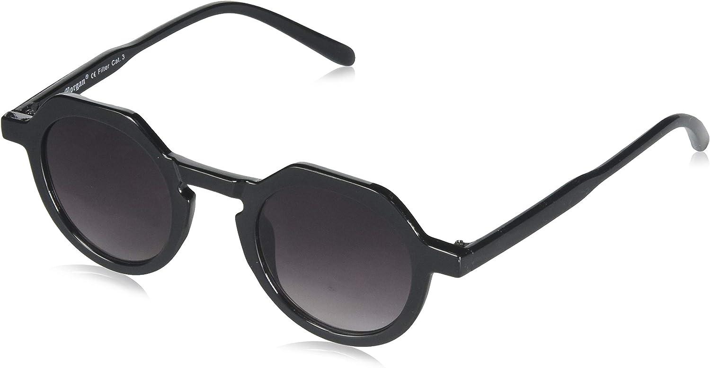 A.J. Morgan Sunglasses Old Coggers Round Sunglasses
