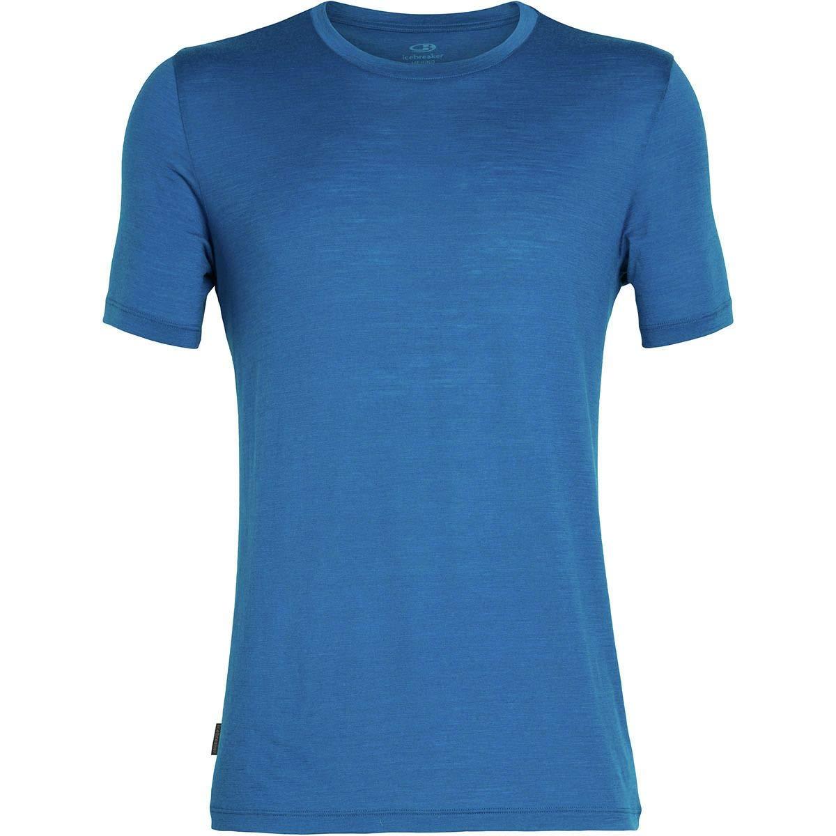 Icebreaker Tech Lite Short-Sleeve Crew Shirt - Men's Isle, S