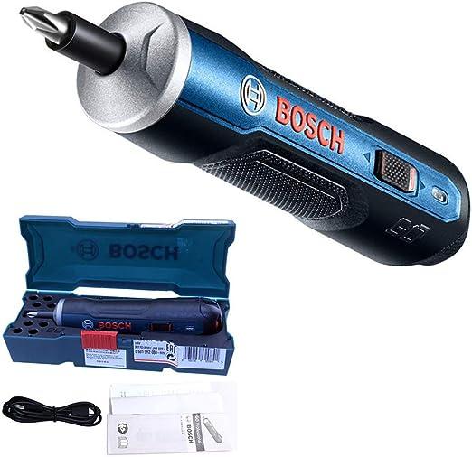 Amazon.com: Bosch destornillador eléctrico, Autoday 3,6 V ...