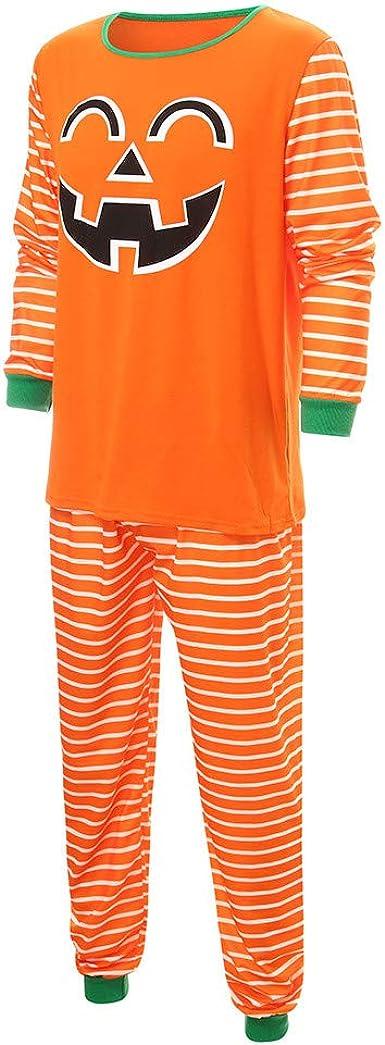 cinnamou Conjunto De Pijamas De Halloween Pajamas Familiar ...