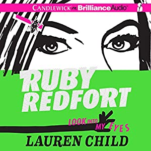 Ruby Redfort Look Into My Eyes Audiobook