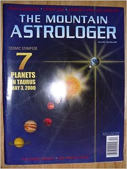 mountain astrologer taurus