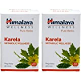 Himalaya Wellness Karela Metabolic Wellness Tablets 60 Tablet Pack of 2